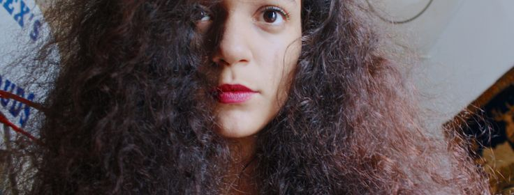 why you don't dry curly hair cropped