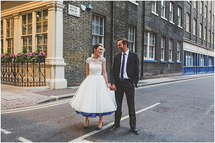 Photography : jordannamarston.com | City hall weddig gown ideas - Candy Anthony wedding dress | itakeyou.co.uk: