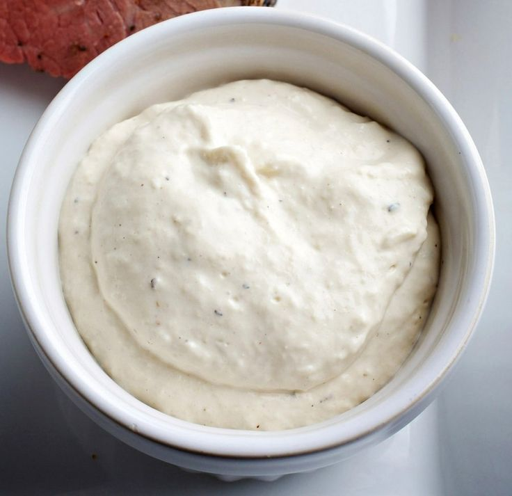 Creamy Horseradish Sauce  Ingredients  1 cup heavy cream 1 pinch white pepper, or to taste 1 dash hot pepper sauce (such as Tabasco) (option...