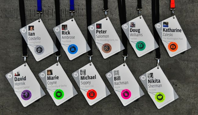 43 best images about id card design lanyard name tag for Event name tag template