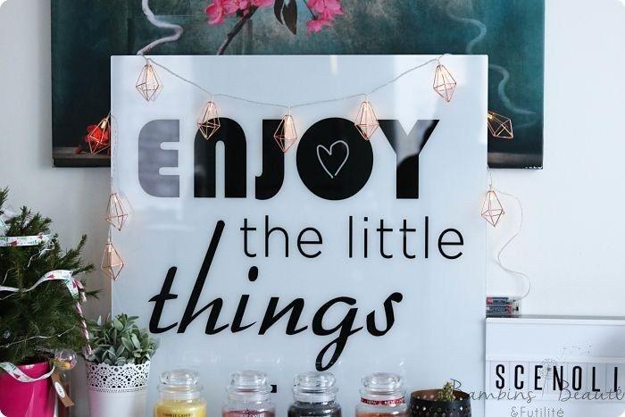 Enjoy the little things @Scenolia