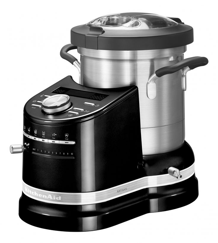 KITCHENAID Robot cuiseur Kitchenaid Artisan Cook Processor noir onyx 5KCF0103EOB / 151263