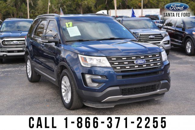Used 2017 Ford Explorer Xlt Suv For Sale Gainesville Fl 40161p Ford Explorer Ford Explorer Xlt Suv For Sale