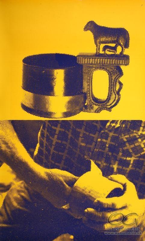 Pavol Breier, Zdeno Horecký: Making of mugs II / Výroba črpákov II. (1980)