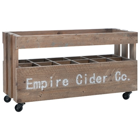 Loving anything reclaimed wood!