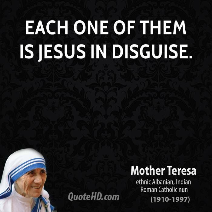 Mother Theresa Quotes | Mother Teresa Quotes | QuoteHD
