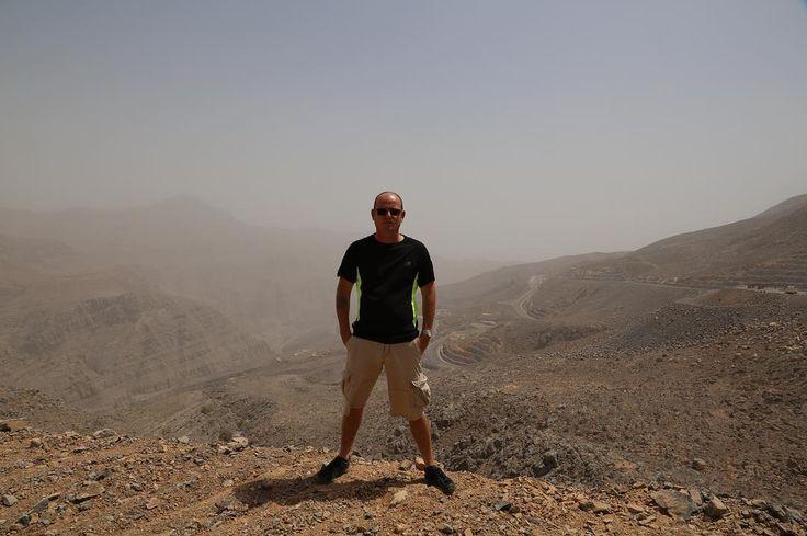 #uae #rak #jebelaljais #climbing #mountains