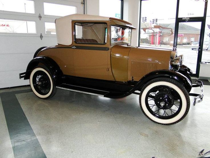 1928 Ford Model A Coupe & 263 best Ford Model A 1928-1931 images on Pinterest   Ford models ... markmcfarlin.com