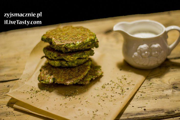 Pieczone kotlety z brokuła - Powered by @ultimaterecipe