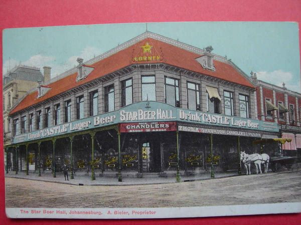 Star Beer Hall, Johannesburg, South Africa