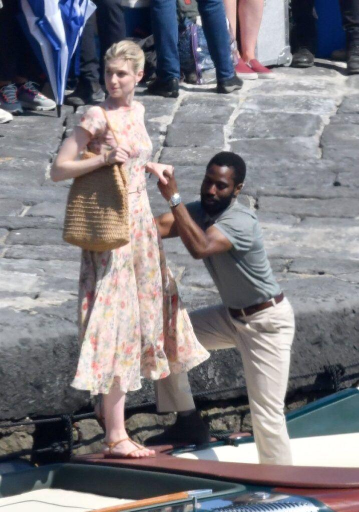 Tenet Elizabeth Debicki Retroscena Dal Set E Dettagli Sul Suo Personaggio Nel 2020 Christopher Nolan Robert Pattinson Attrice