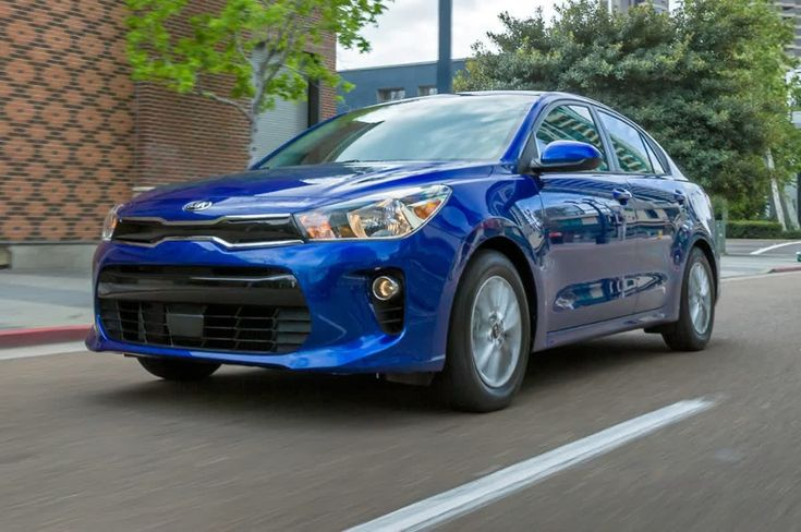 If you are on the hunt for a very stylish subcompact that is fuel efficient, has a roomy interior, and tech savvy features, then put the redesigned 2018 #Kia #Rio on the top of your list.
