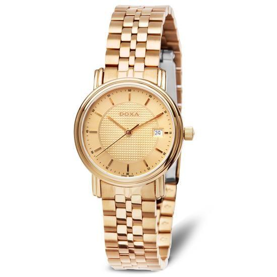 Zegarek DOXA, 1100 PLN www.YES.pl/53899-zegarek-doxa-TC33856-SE000-000000-000 #jewellery #Watches #BizuteriaYES #watch #silver #elegant #classy #style #buy #Poland