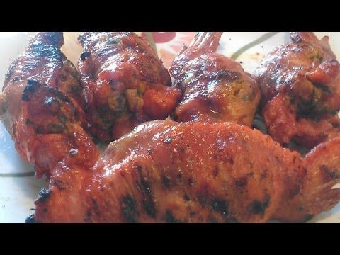 How to make Stuffed Chicken Wings