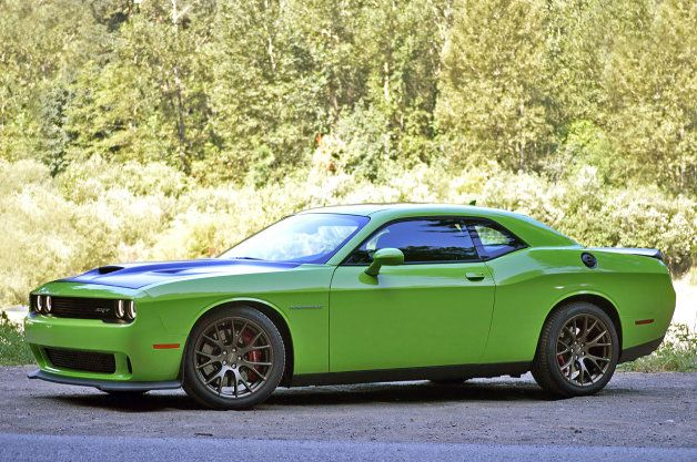 Dodge Challenger SRT Hellcat ringtone revs up [w/video]
