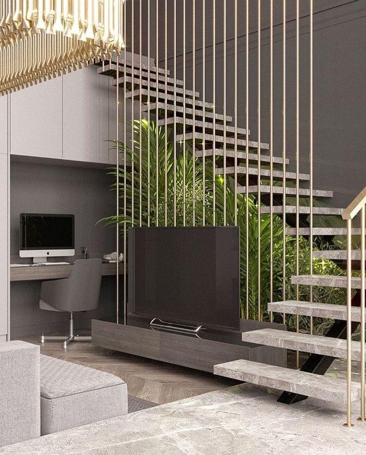 51 Stunning Staircase Design Ideas: 42 Stunning Modern Entryway Design Ideas
