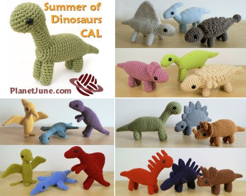 Summer of Dinosaurs CAL