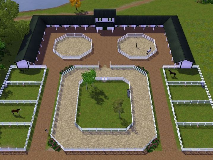 Horse Farm Layout Ideas Pictures To Pin On Pinterest