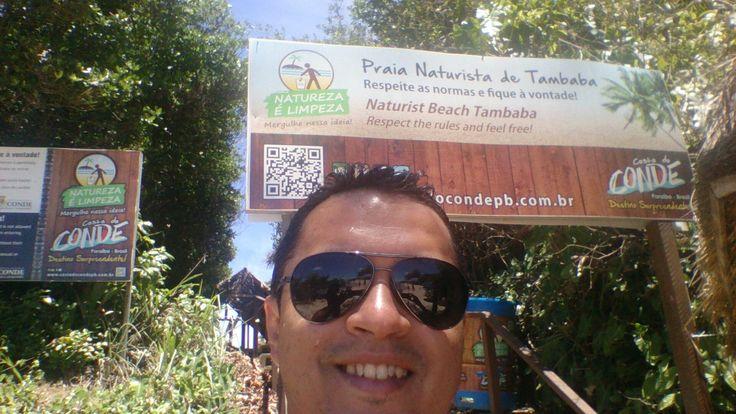 Praia de Nudismo de Tambaba