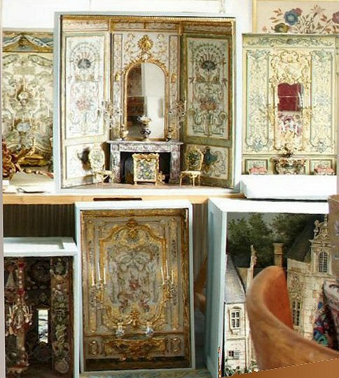 1009 Best Dollhouse And Miniatures Images On Pinterest