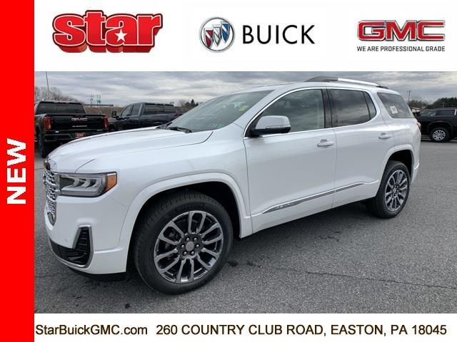 Exterior Image Featuring The 2019 Gmc Acadia Mid Size Suv Mid Size Suv Gmc Nissan Pathfinder