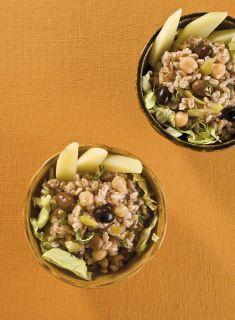 Coppette di farro, ceci e patate allo zenzero - Tutte le ricette dalla A alla Z - Cucina Naturale - Ricette, Menu, Diete