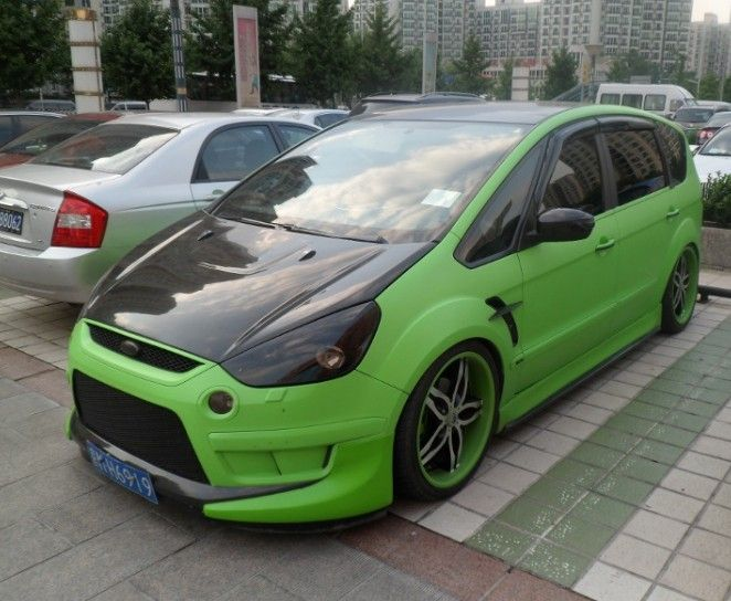 ford s max tuning s max tuning pinterest ford cars. Black Bedroom Furniture Sets. Home Design Ideas