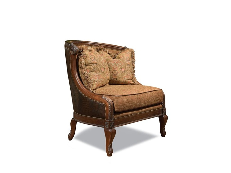 Smithe signature living room chair 6098n50 walter e for Walter e smithe living room