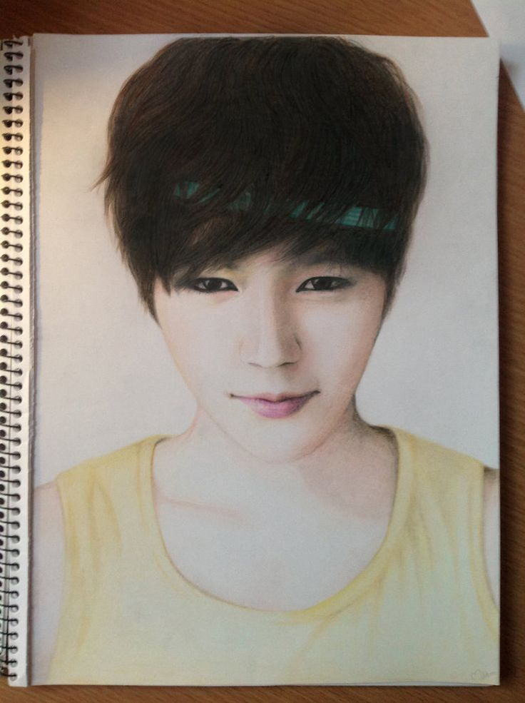 17 Best Images About Kpop Drawing On Pinterest | F(x ...