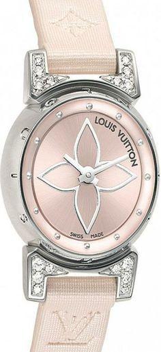 Louis Vuitton's watch.
