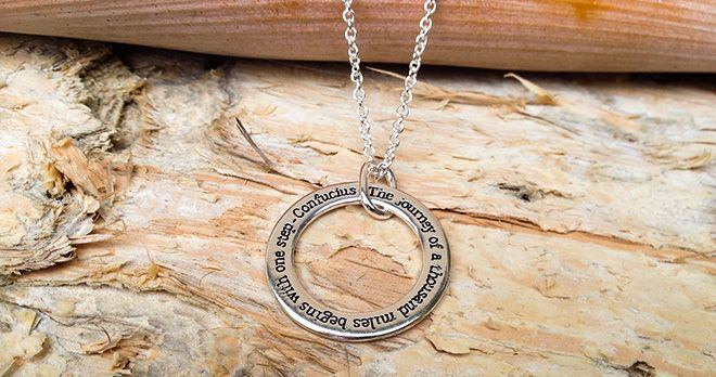 Majique Jewellery - Journey Of A Thousand Miles. Find it at www.giftedmemoriesjewellery.com.au