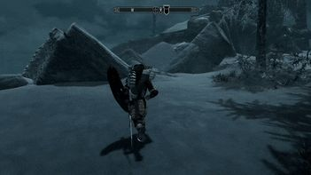 Suddenly Snowy Spider Squad! #games #Skyrim #elderscrolls #BE3 #gaming #videogames #Concours #NGC