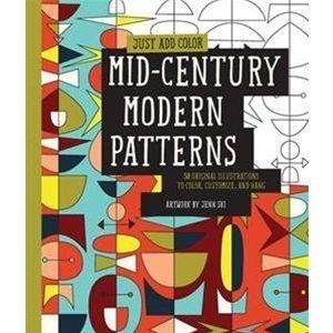 Just Add Colour: Mid-Century Modern Patterns
