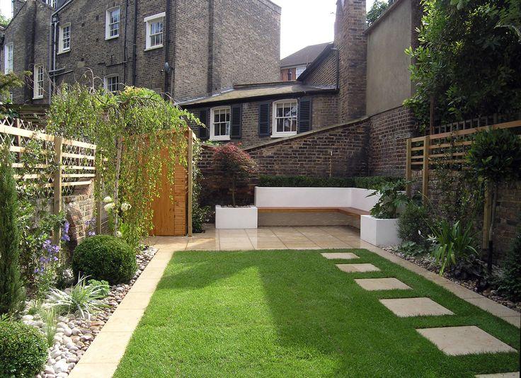 Canonbury garden