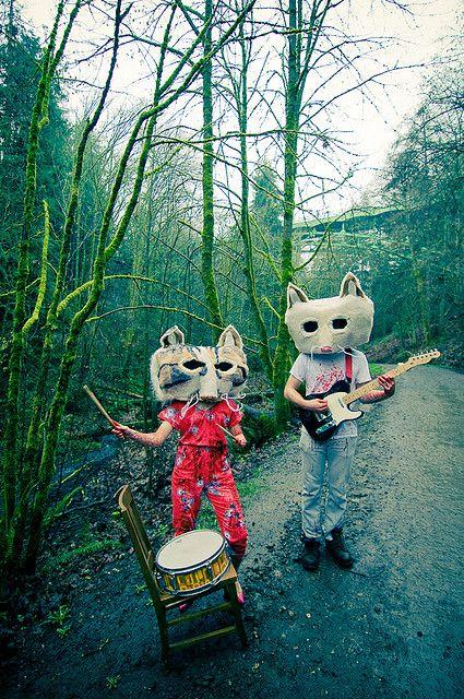 Cat Band by kjten22, via Flickr