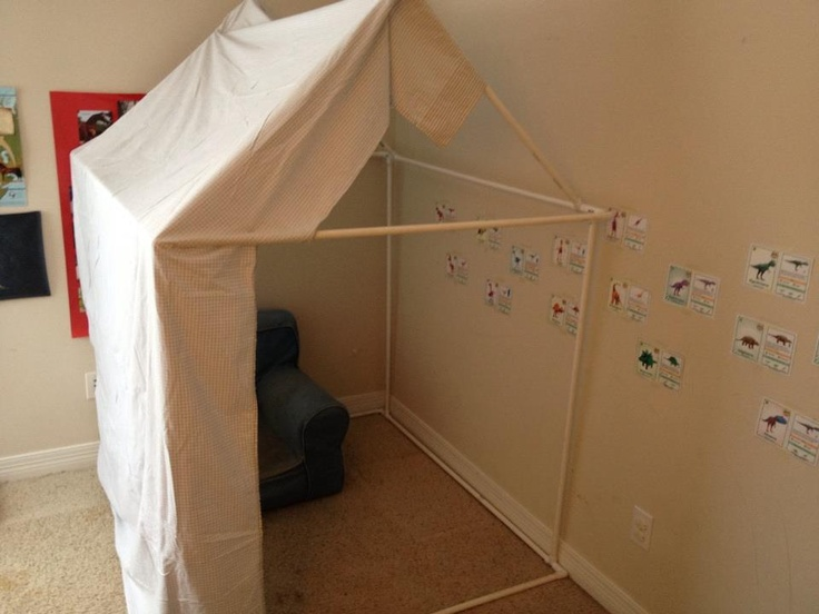 & Build a PVC Pipe Play Tent/Fort | Pvc pipe Tents and Pipes