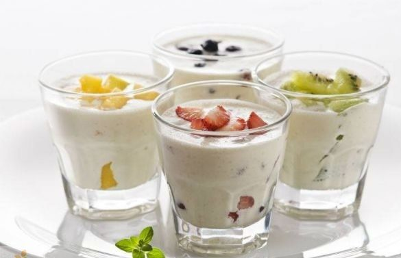 Yoğurtlu milkshake tarifi NRN