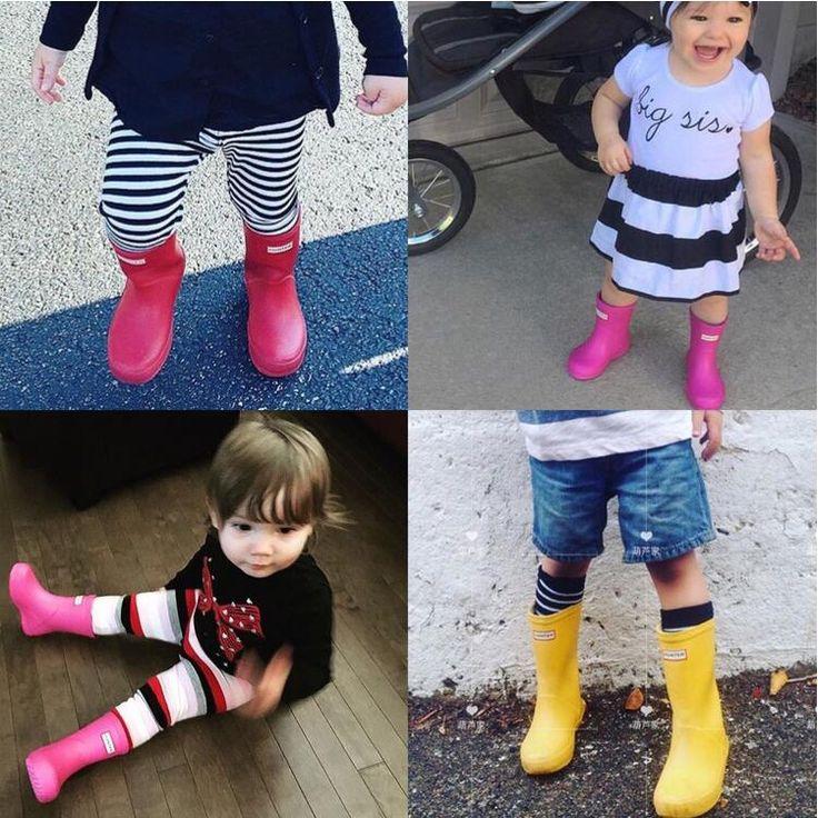 Детская Обувь Дождь Сапоги Обувь Для Девочек Твердые Желе Ботинки Воды Плоские Короткие Мальчики Детская Обувь Сапоги #jewelry, #women, #men, #hats, #watches, #belts
