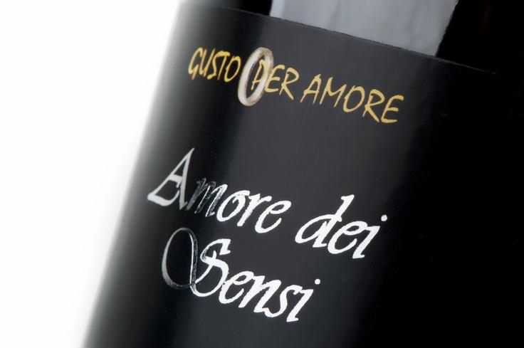 "Italian olive oil ""Amore dei Sensi"" - food gift - corporate gifts"