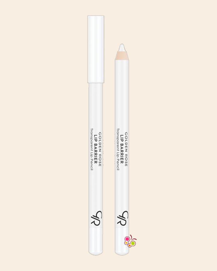GOLDEN ROSE Lip Barrier Transparent Lip Pencil Şeffaf Dudak Kalemi