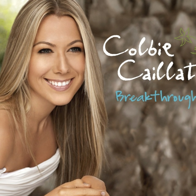 Colbie Caillat's Breakthrough cd! It's a must have ...