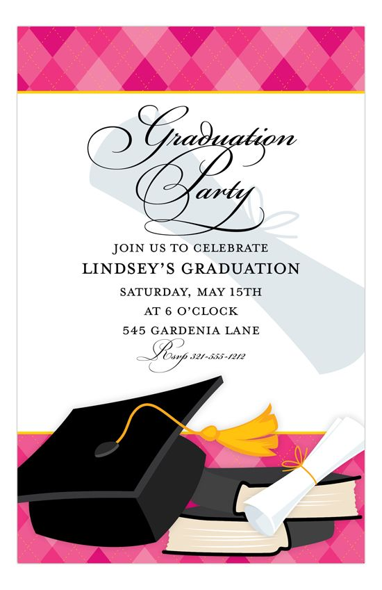 293 best Graduation Announcements Party Invitations images on