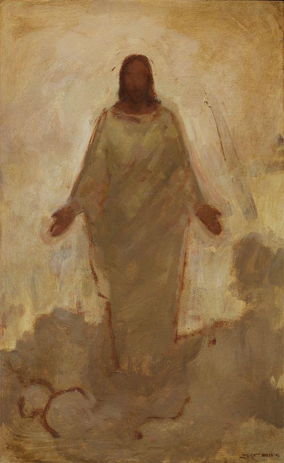 Christ Resurrected J Kirk Richards