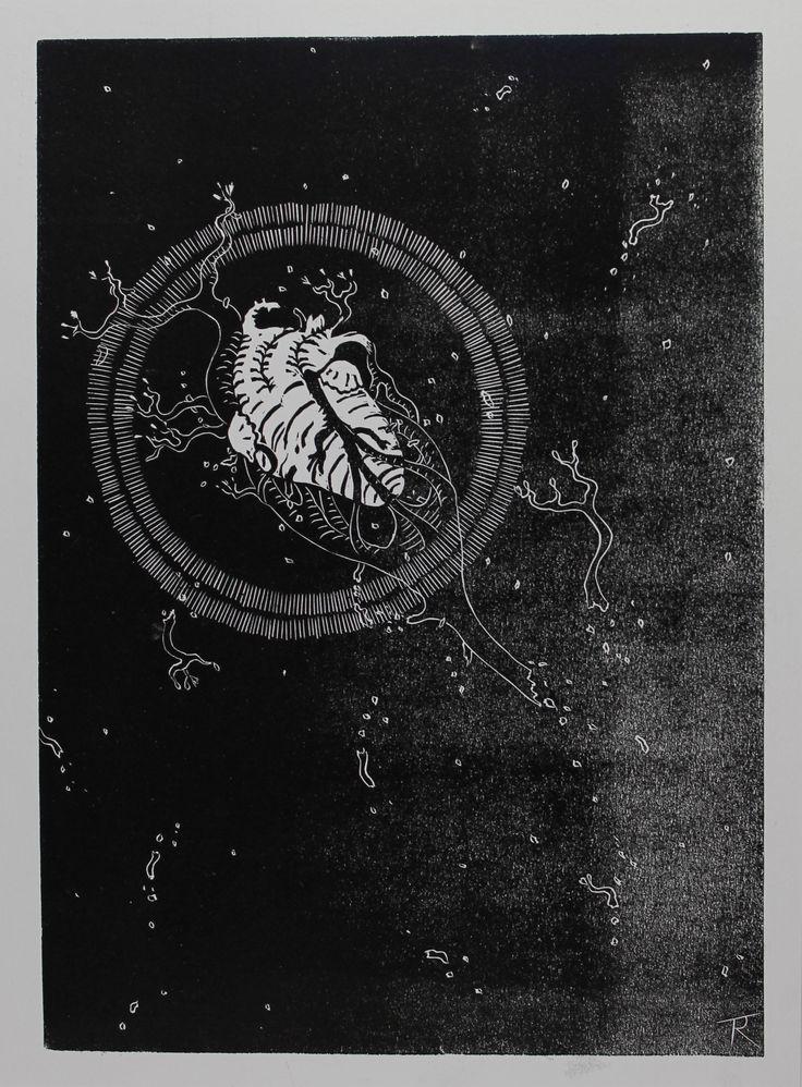 Lino Print | Thomas Rolfe
