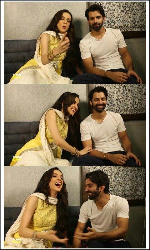 Barun & Sanaya in promo for Ek Jashn #ipkknd