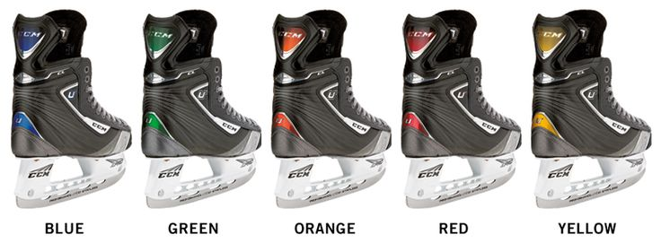 CCM U+ Crazy Light Sr. Ice Hockey Skates