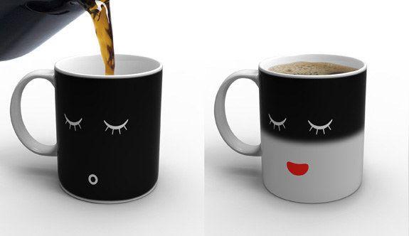 Morning Mug | 23 Insanely Smart Products Every Caffeine Addict Needs