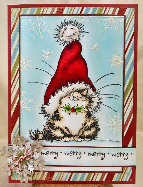 Enchanted Ladybug Creations: Merry Merry Merry Merry...