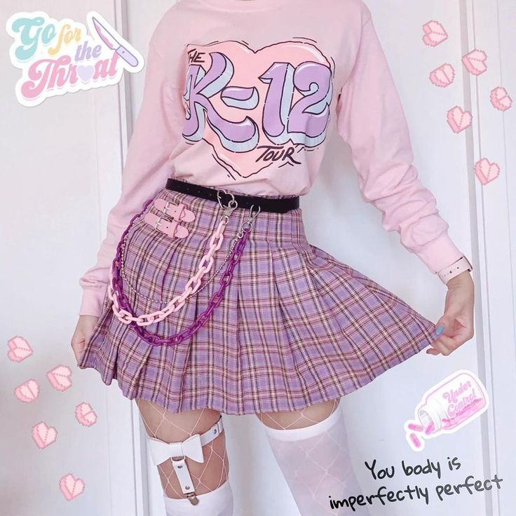 Pastel Goth Outfits, Pastel Goth Fashion, Pastel Outfit, Pink Outfits, Kawaii Fashion, Cute Casual Outfits, Cute Fashion, Fashion Outfits, Pastel Clothes