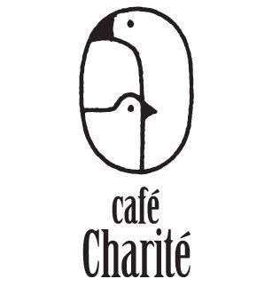 café Charité/カフェ シャリテ/Logo
